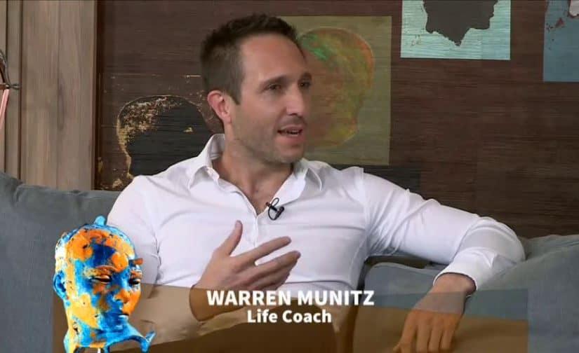 Warren Munitz on Afternoon Express